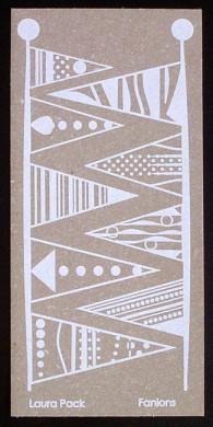 Etiquette en Flex'Plak imprimé Fanions