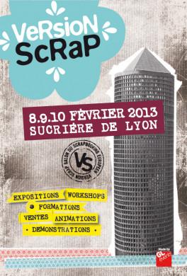 Affiches Lyon2013 40x60