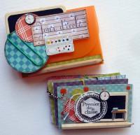 FT n°50 Kit boite Nina + Mini-Album «En route pour l'école»