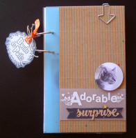 Kit Mini-Album Adorable Surprise