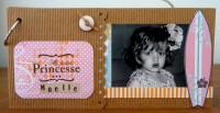 FT n°11 Mini-Album en carton microcannelé