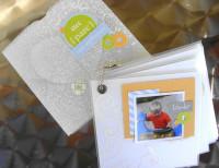 FT n°36bis Kit Boite Lisa + Mini-Album Freesia Garçon