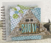 FT n°33 Mini-Album Snow