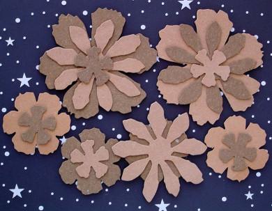 Fleurs exotiques/pack Flex'Plak