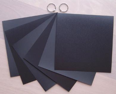 Mini-Album noir