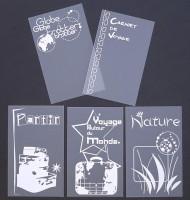 Tags imprimés série 5