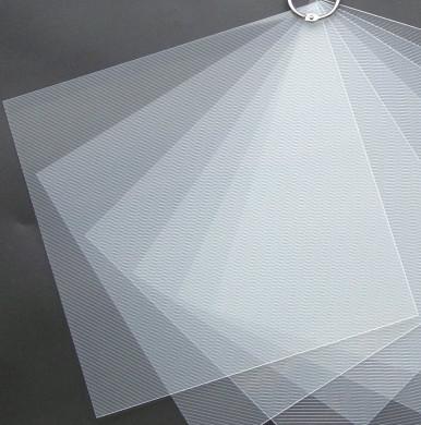 Plaque de Priplak Lines 19 x 19cm