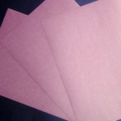 Papier Irisé Chocolat