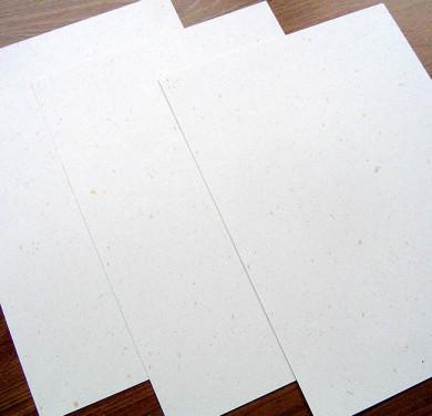 Papier Poussières de Soleil