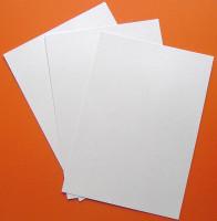 Papier Blanc Nacré