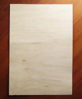 Feuille de Bois souple 21x30cm
