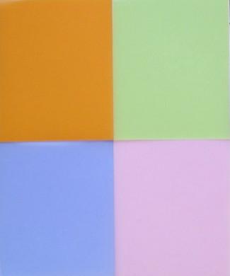 Plaques de Priplak Opaline couleur 25 x 32,5cm