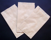 Pochette papier kraft 12x20cm