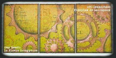 Plaque de Flex'Plak 30x30cm DSP