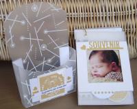Kit Mini-Album Les 1ères fois de mon Bébé