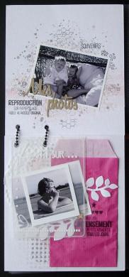 Kit Album + Sac Petits Moments Précieux