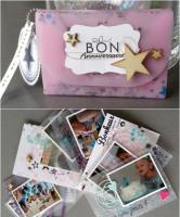 FT n°110 Kit Boite Nina + mini-album Anniversaire