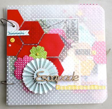 Kit Mini-Album Bimatière