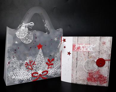 Kit Mini-Album Festif dans son sac Maeva