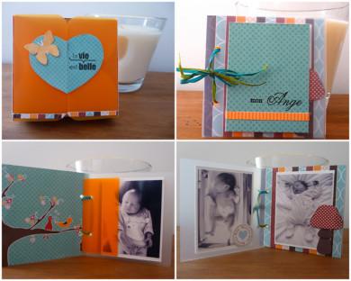 FT n°12 Kit boite Lisa et Mini-Album