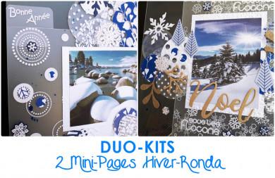 DUO-KITS Hiver / Ronda