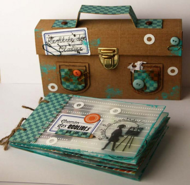 FT n°66 Kit Mini-album+Cartable