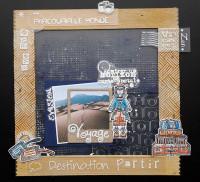 Kit Mini-Page Voyage