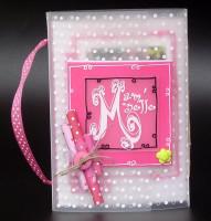 Kit Mini-Album Mam'zelle
