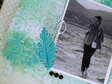 Kit Mini-Album Memories